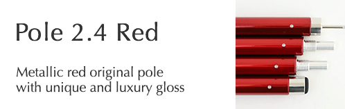 Pole 2.4 Red